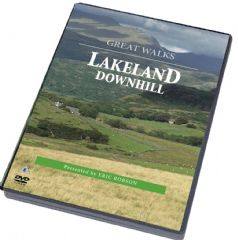 Great Walks - Lakeland Downhill DVD